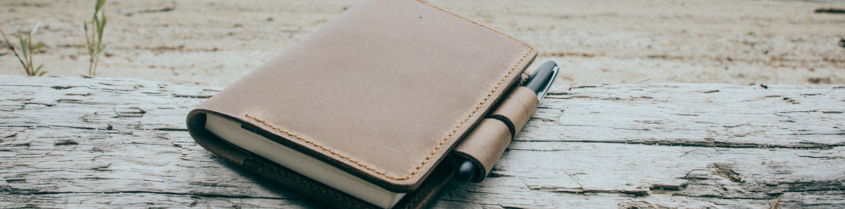 Leather Hobonichi Cover