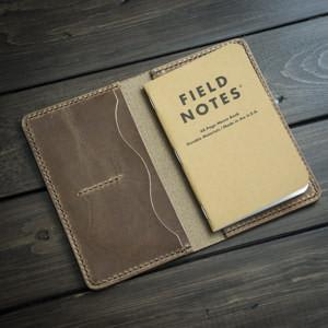 Field Notes Cover from Leather