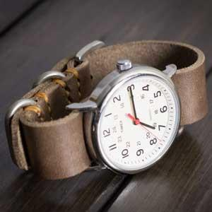 Leather Watch Straps for Men