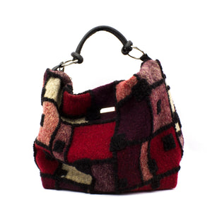 Borsa P40 Square Wool - Alibishop