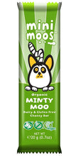 Load image into Gallery viewer, Mini Moos Diary Free & Vegan Mint Bar (20g)