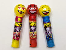 Load image into Gallery viewer, Funny Face Light Pops (11g)