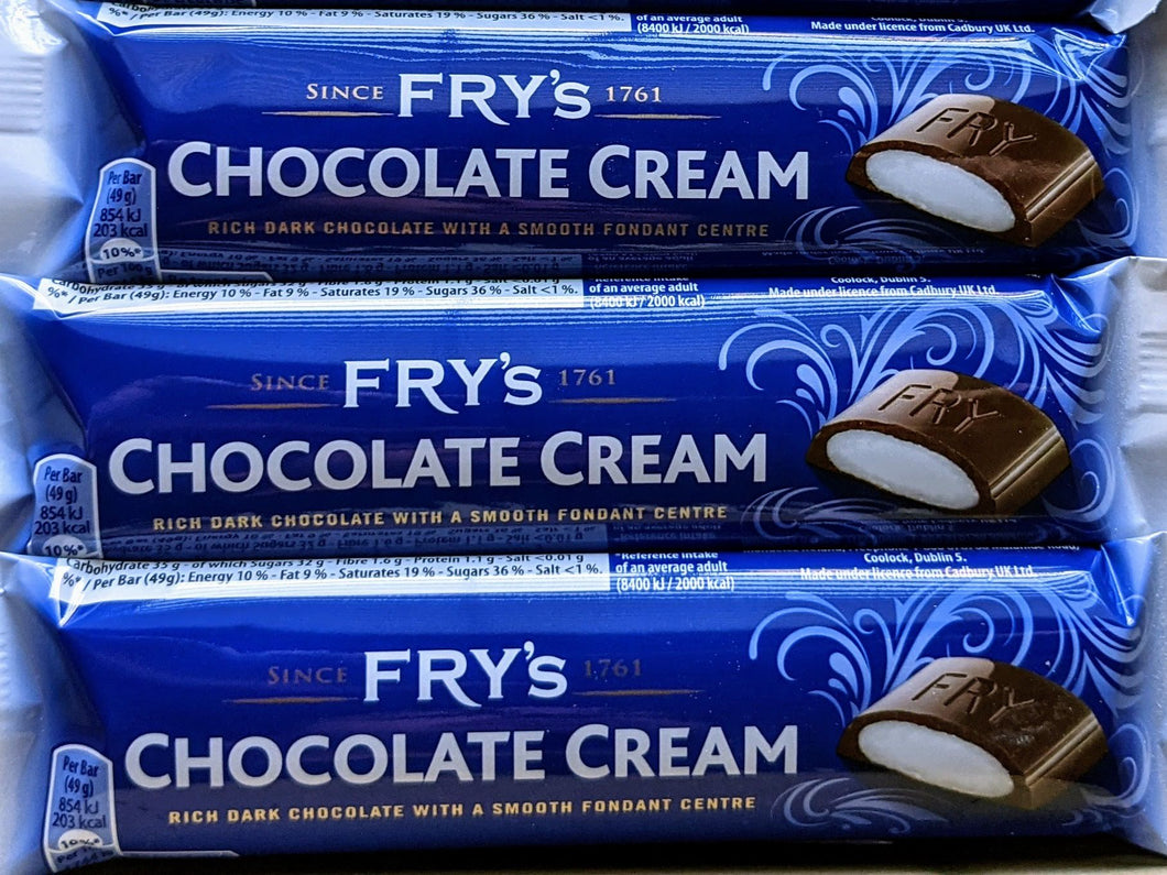 Fry's Chocolate Cream Bar (49g)