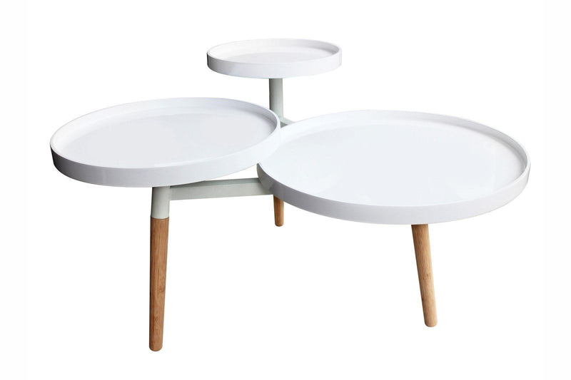 Plateau de Table - Butler 110 Blanc
