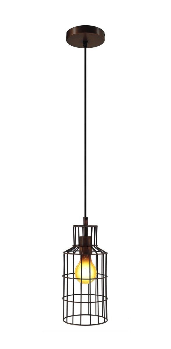 Lampe suspension - Adhara en cuivre | Emmarlin