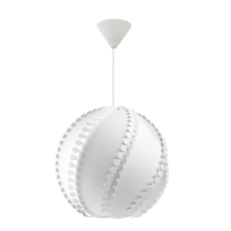 Lampe suspension - Lucia 110 blanc | Emmarlin