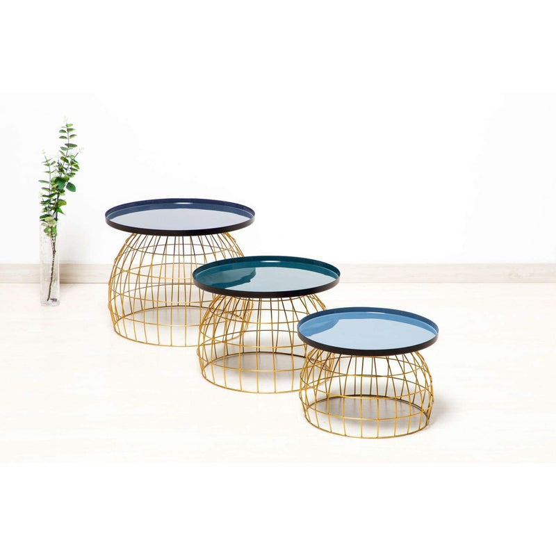 Table d'appoint - Laudatio 360 (lot de 3 ) | Emmarlin