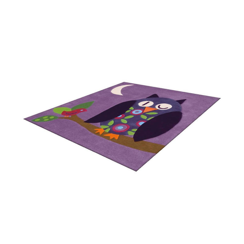 Tapis enfant - Joy 4049 Hibou | Emmarlin