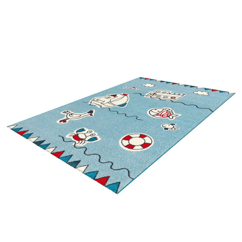 Tapis enfant - Move 4482 Sea | Emmarlin
