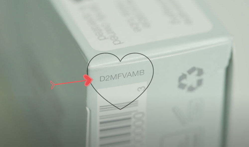a valentine's day love story about natural toothpaste?