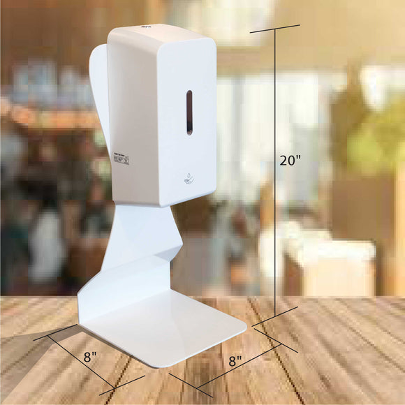 Tabletop Hand Sanitizer Dispenser