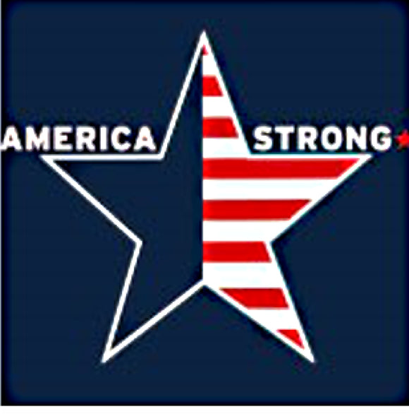 America Strong Cloth Face Mask