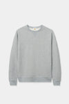 BODHI CREWNECK - HEATHER GRAY