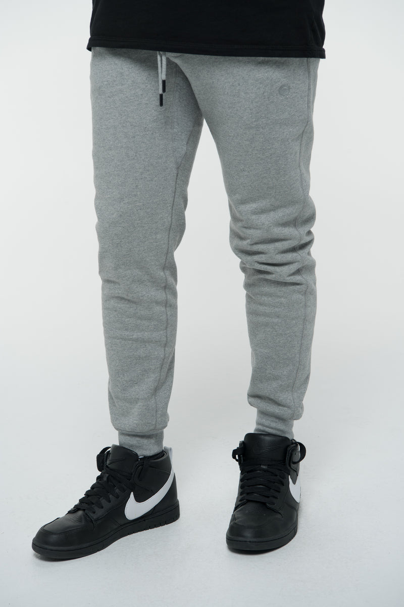 APOLLO JOGGER - HEATHER GRAY