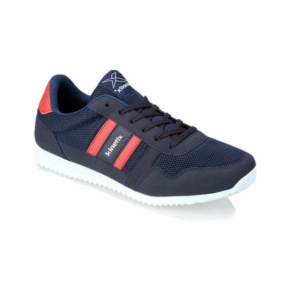 FLO CARTER MESH M Navy Blue Men 'S Sneaker Shoes KINETIX
