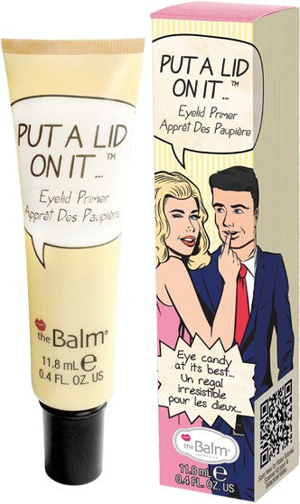 TheBalm Primer yeux - Put a lid on it