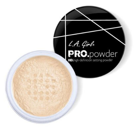 L.A. Girl Pro Setting Powder Banana Yellow