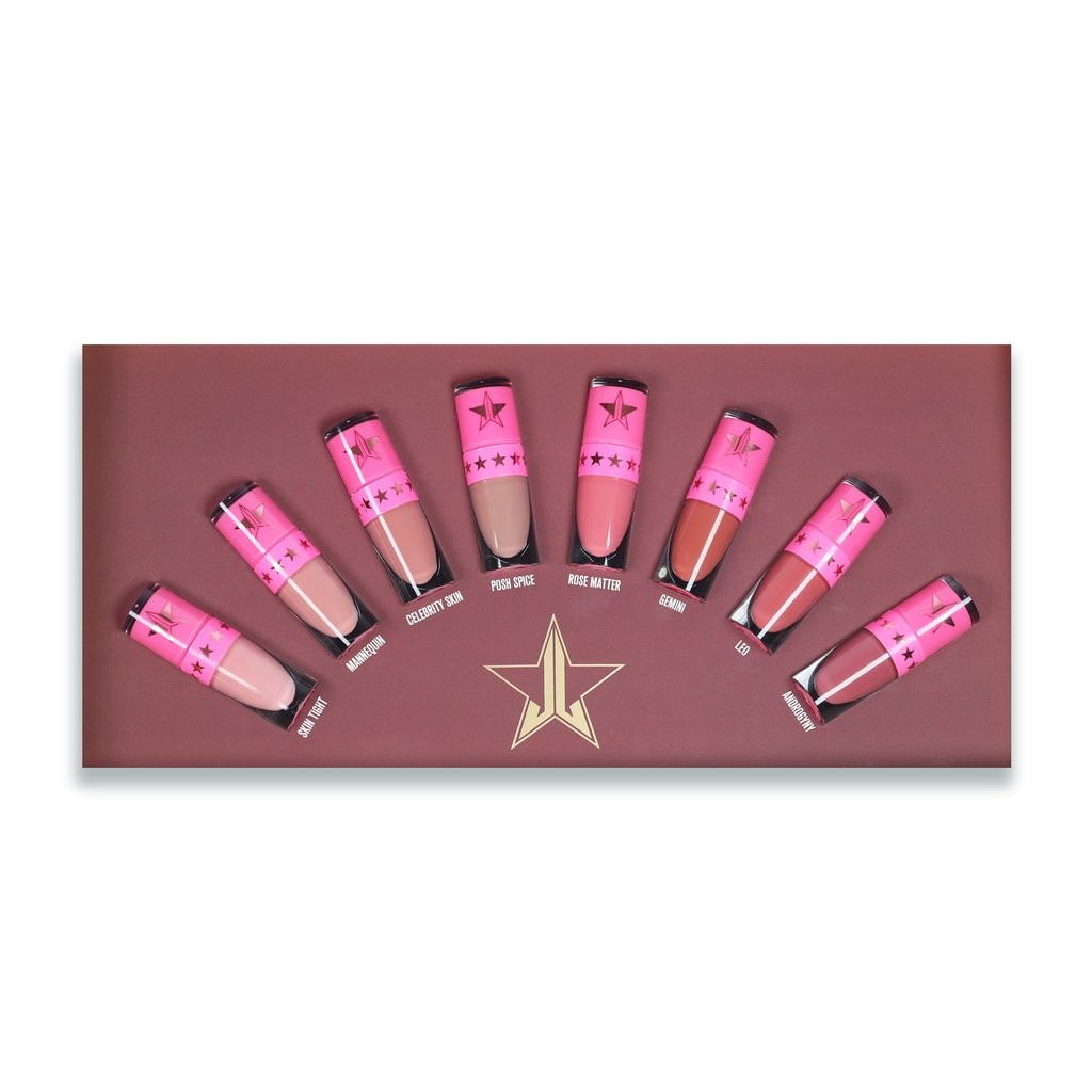 Jeffree Star Cosmetics - Mini Bundle Queen Bitch (Nudes Vol. 1)