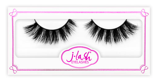 JLash Faux Mink Lashes - Sophia