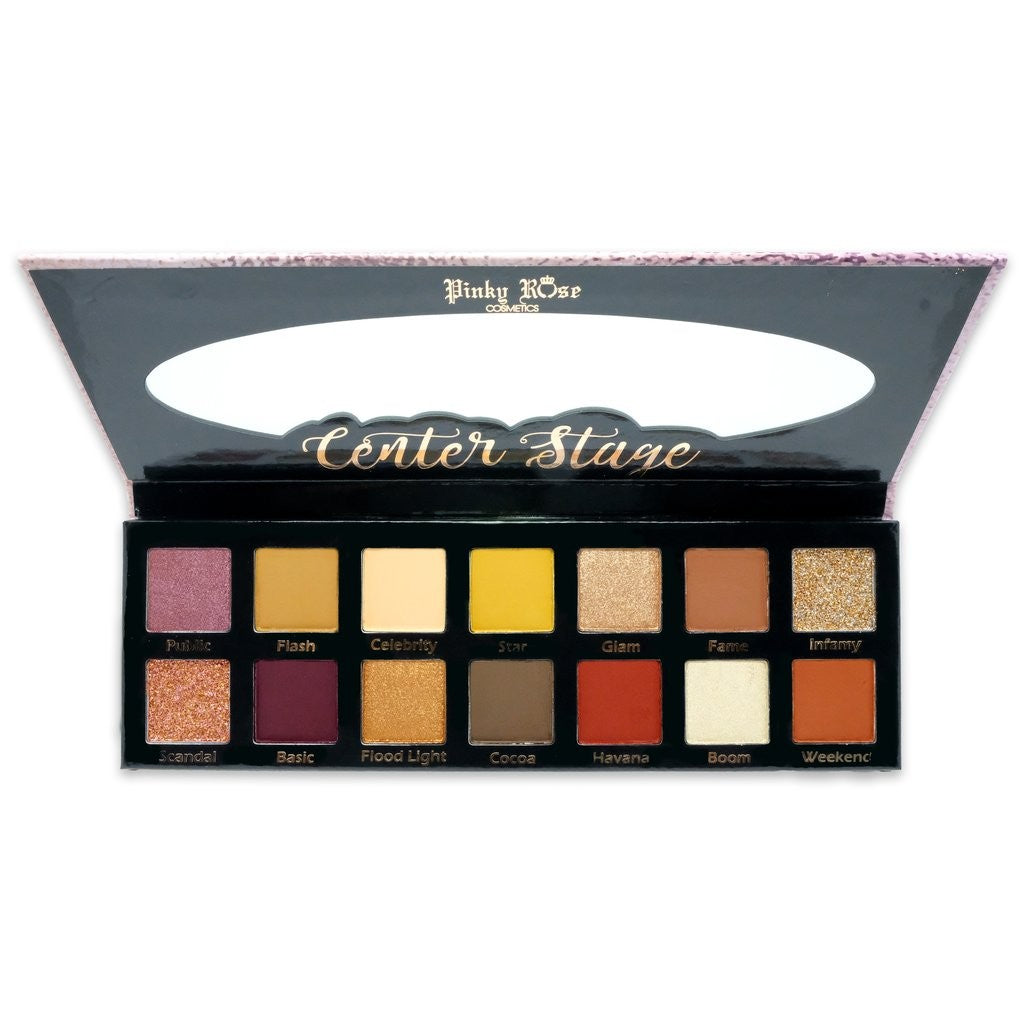 Pinky Rose Cosmetics Palette - Center Stage