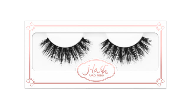 JLash Faux Mink Lashes - Madeline