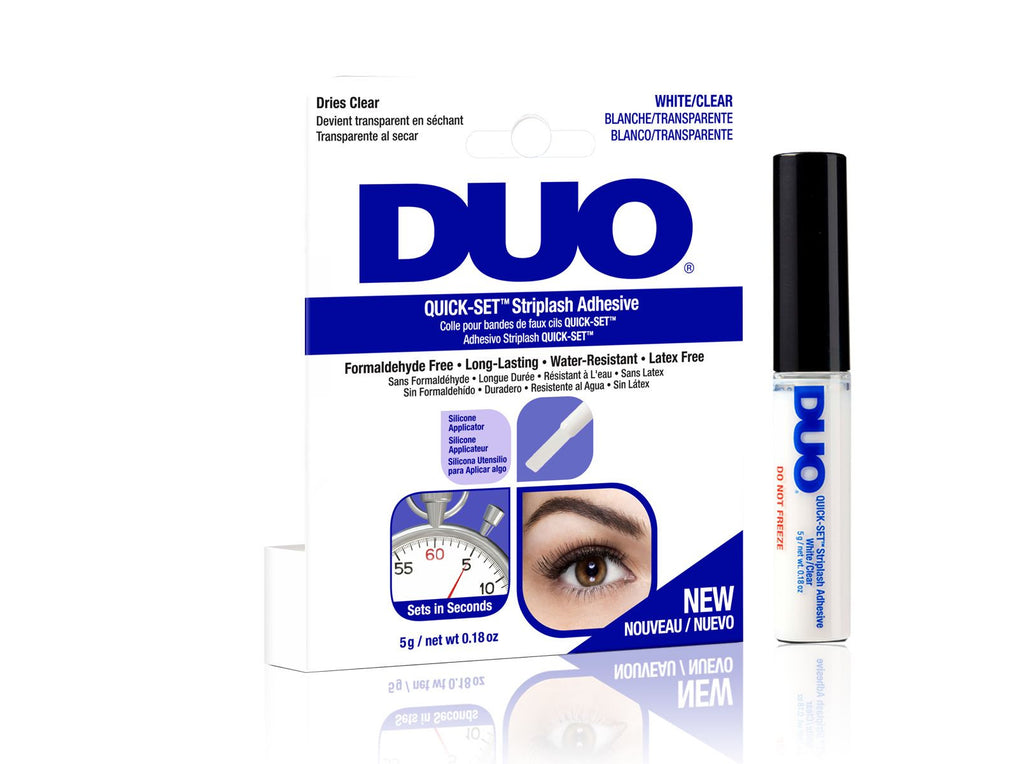 DUO® Quick-Set™ Strip Lash Adhesive Clear