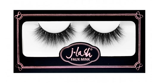 JLash Faux Mink Lashes - Sydney