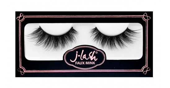 JLash Faux Mink Lashes - Sienna