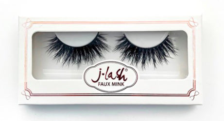 JLash Faux Mink Lashes - Jewel