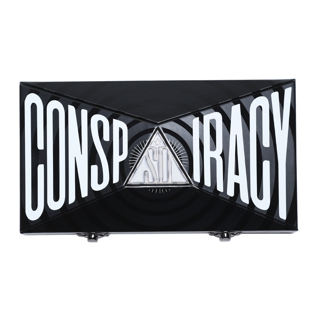 Jeffree Star Cosmetics Conspiracy Palette