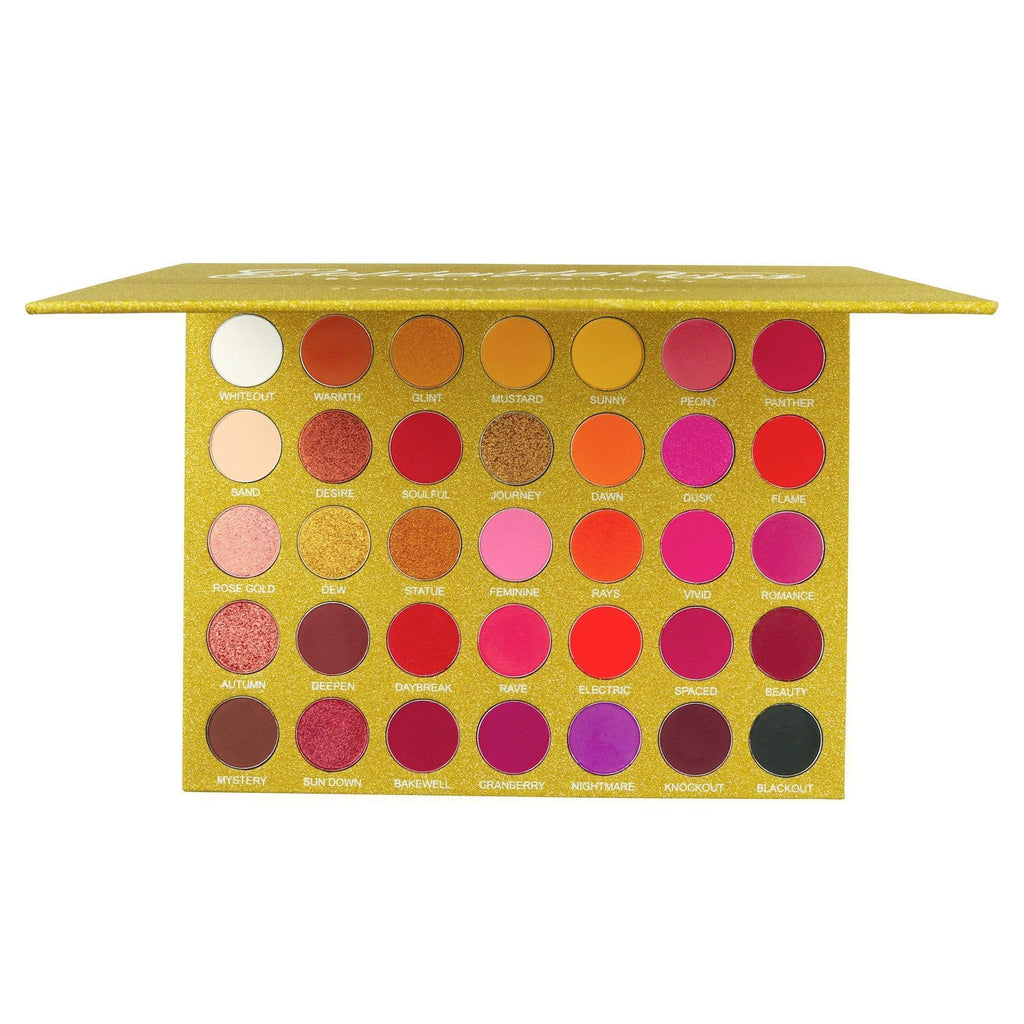 Jolie Beauty - Golden Skies Palette