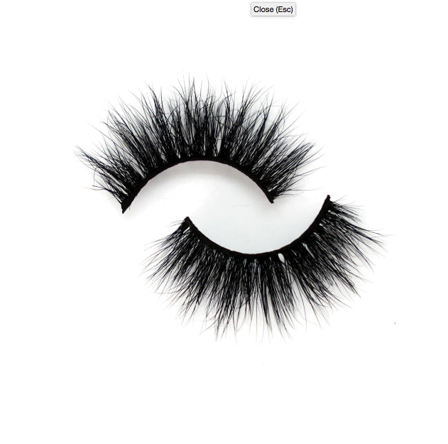 JLash Faux Mink Lashes - Martini