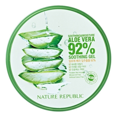 NATURE REPUBLIC Aloe Vera Soothing Gel Pot