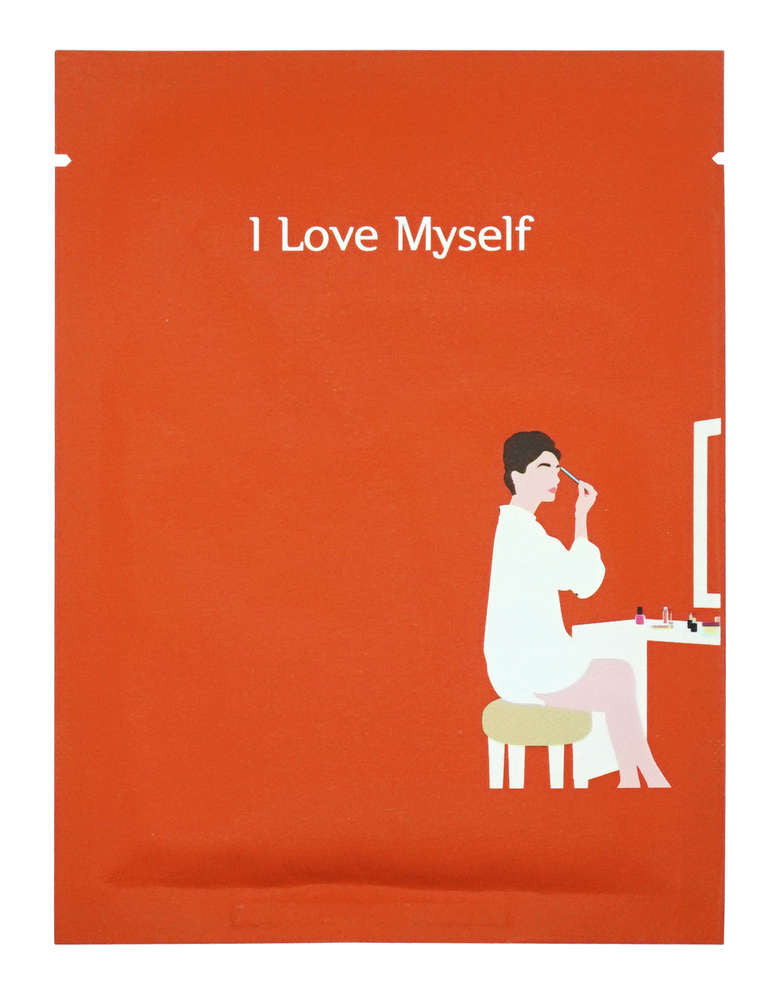 PACKage I Love Myself Mask