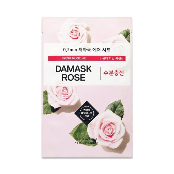 ETUDE HOUSE Damask Rose Sheet Mask