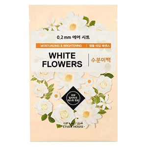 ETUDE HOUSE White Flowers Sheet Mask