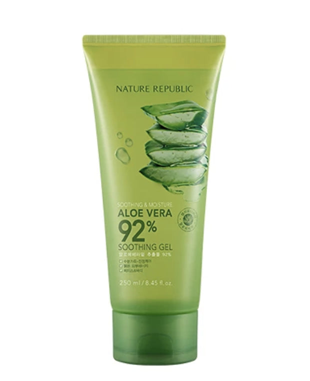 NATURE REPUBLIC Aloe Vera Soothing Gel Tube