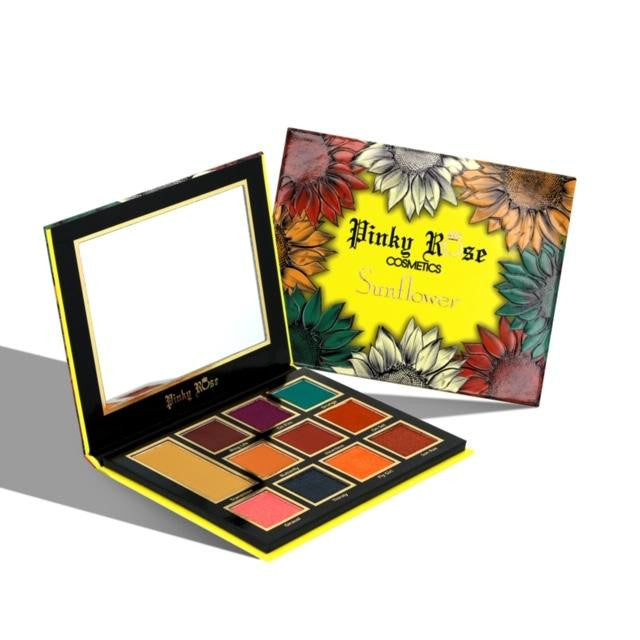 Pinky Rose Cosmetics Palette - Sunflower