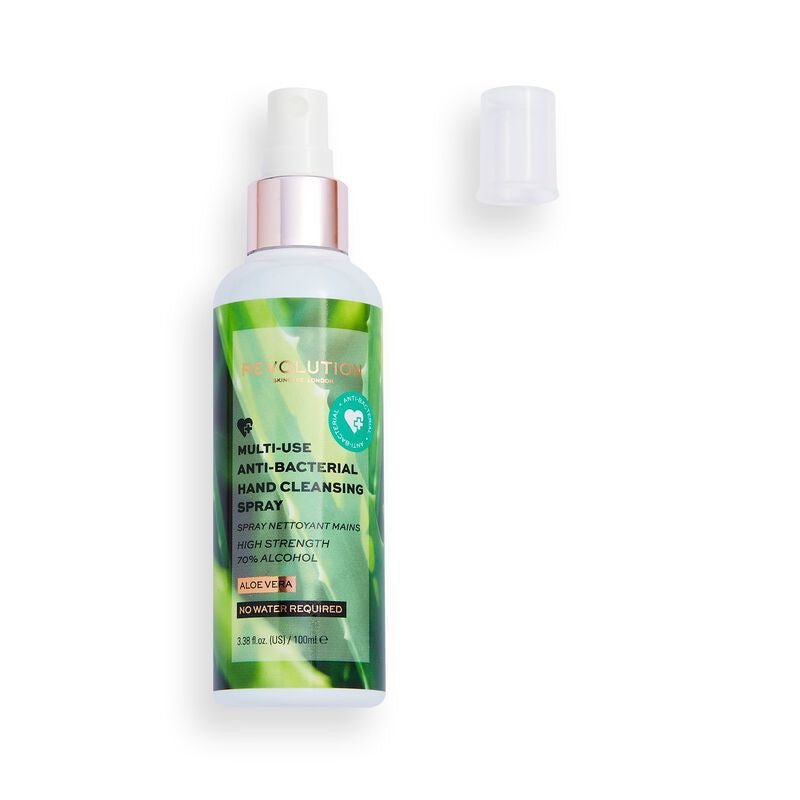 Revolution Skincare Aloe Vera Hand Cleansing Spray 100ml