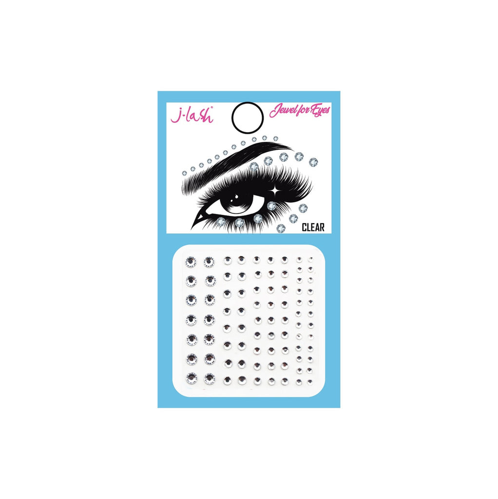 JLash - Bijoux de peau - Clear (transparent)