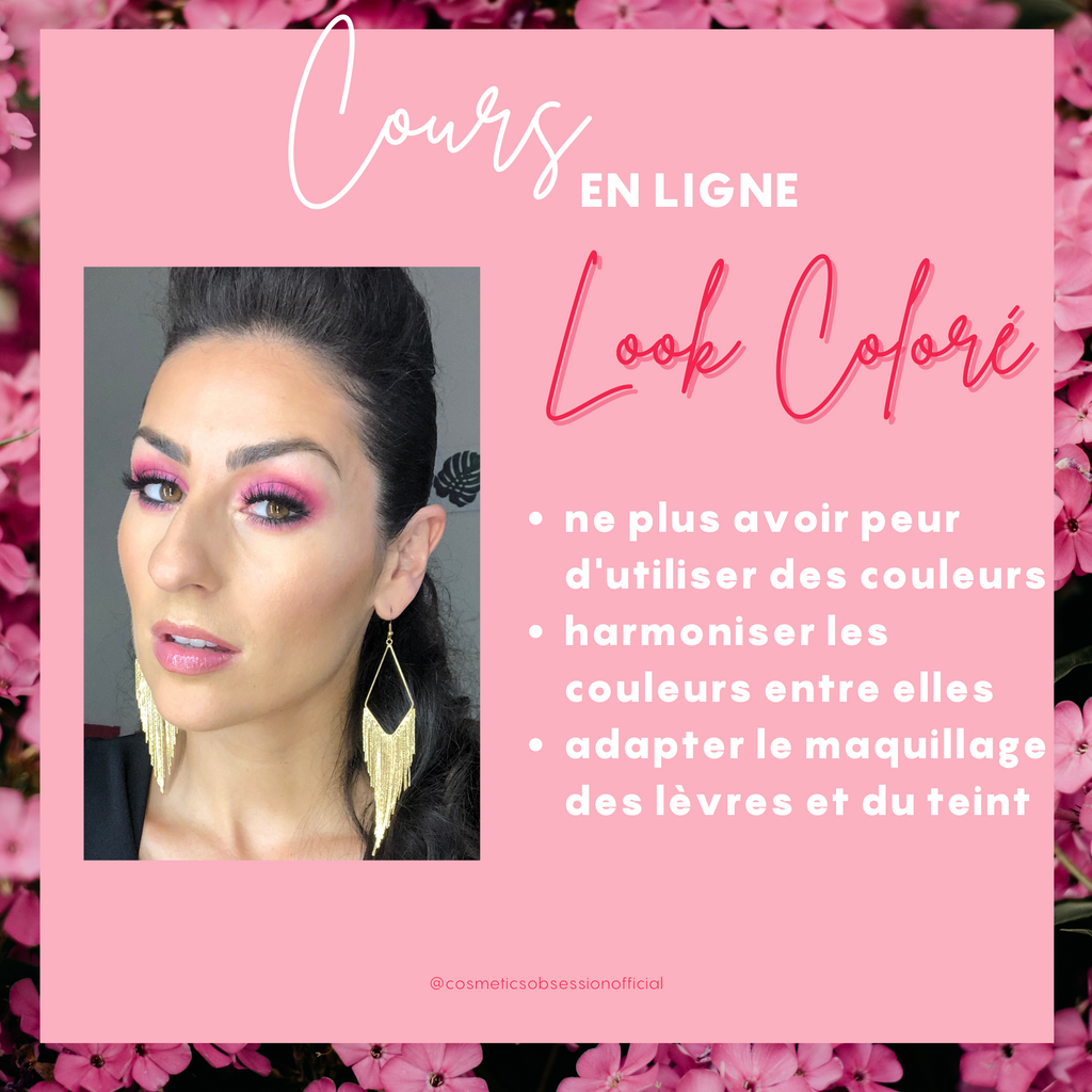 COURS LOOK COLORE (IG LIVE)
