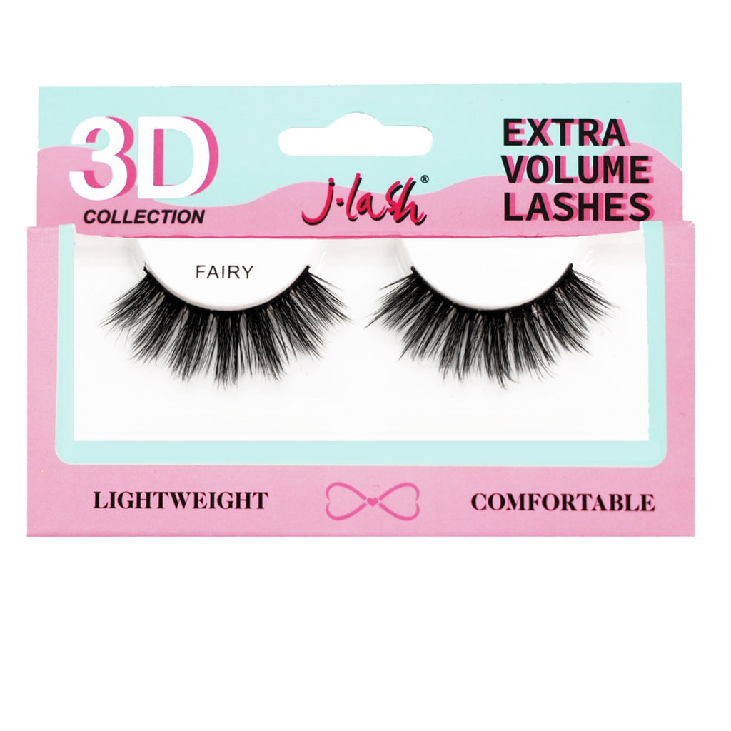 JLash 3D Faux Mink Lashes - Fairy
