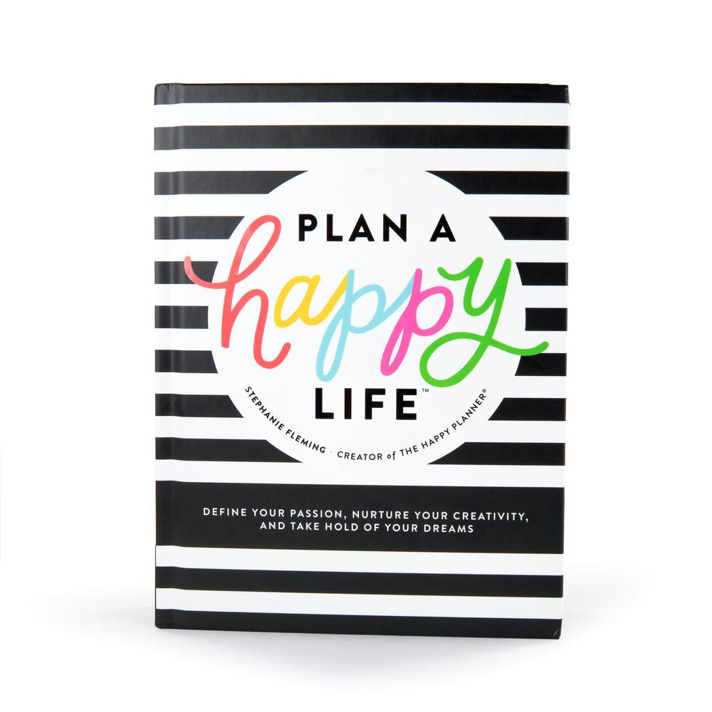 Plan A Happy Life™ Book by Stephanie Fleming