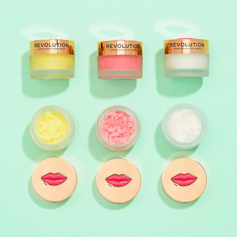 Makeup Revolution Sugar Kiss Lip Scrub