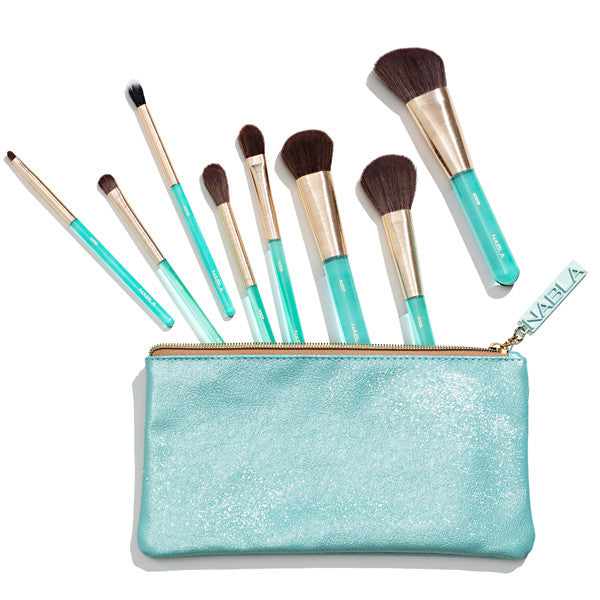 NABLA Aquamarine Essential Brush Set