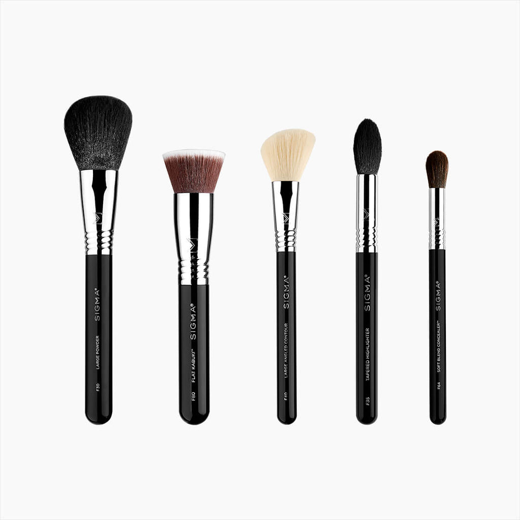 Sigma - Classic Face Brush Set