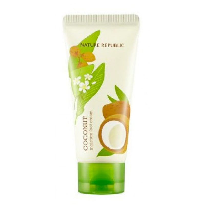 NATURE REPUBLIC Coconut Moisture Foot Cream