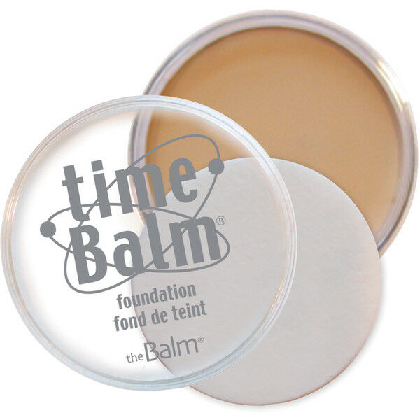 TheBalm Time Balm foundation