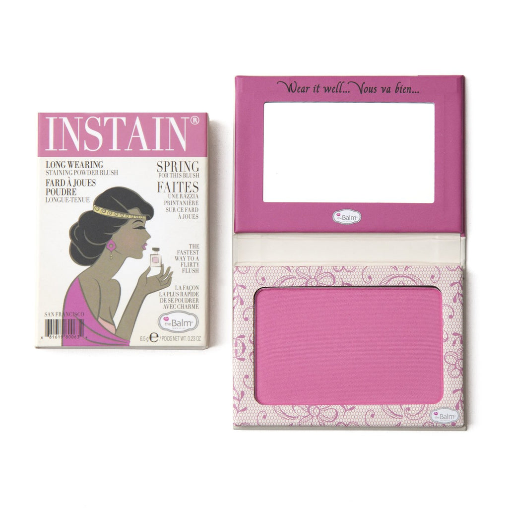 TheBalm Instain Blush - Lace