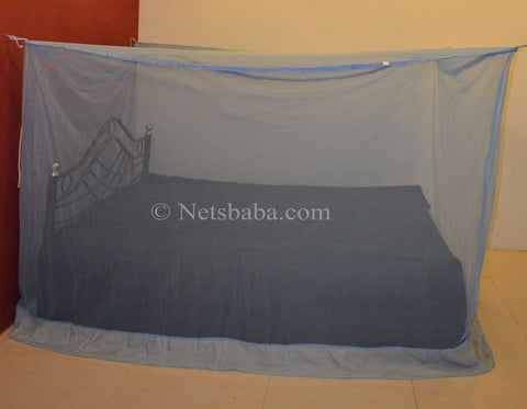 Poly-Cotton Mosquito Net - Box Shape